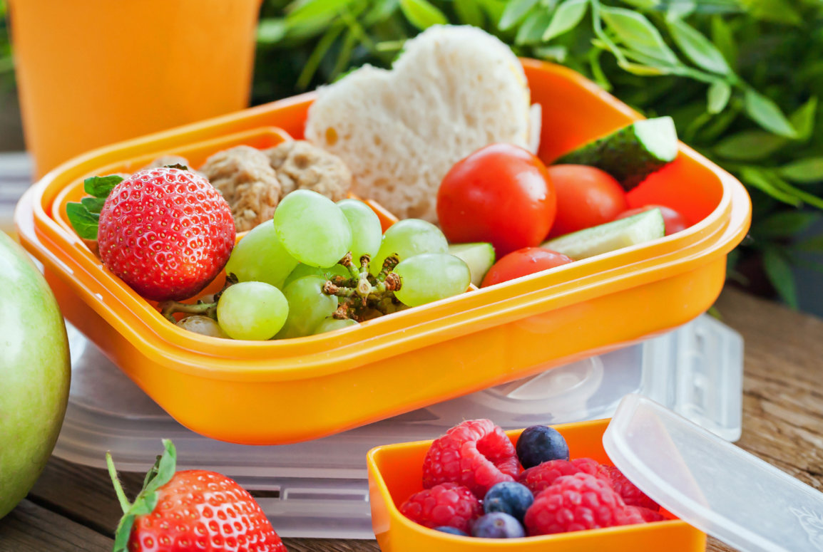5 Quick and Healthy Preschool Lunches