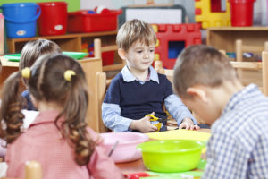 Your Shy Child and Preschool